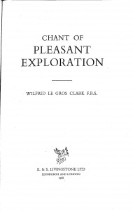 Chant of Pleasant Exploration