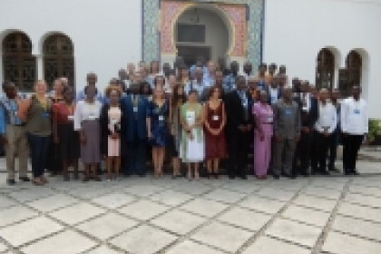 Participants of the 5th EAAPP conference